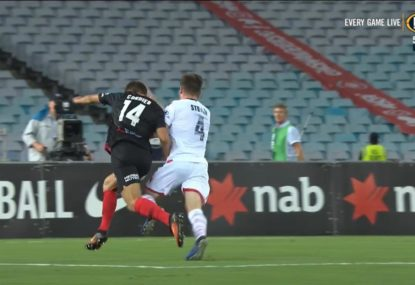 VAR denies Wanderers the chance to share spoils with Adelaide