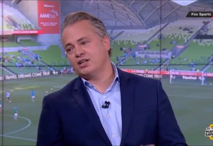 Mark Bosnich unleashes stunning referee rant after Jets' red card howler