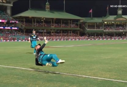 McCullum comes close to producing miracle catch