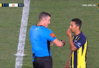 Did the VAR rob the Mariners of a penalty?