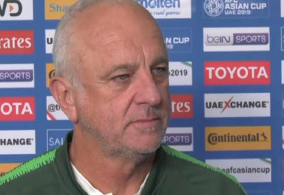 What Arnold says the Socceroos need to improve on to beat Uzbekistan