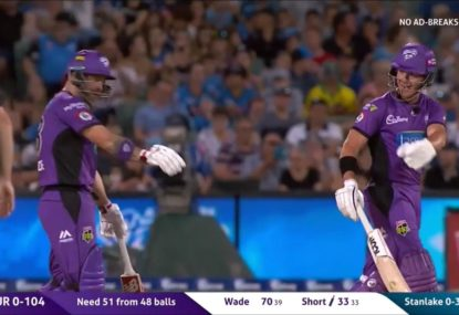 John Hastings reveals Matthew Wade's bizarre superstition