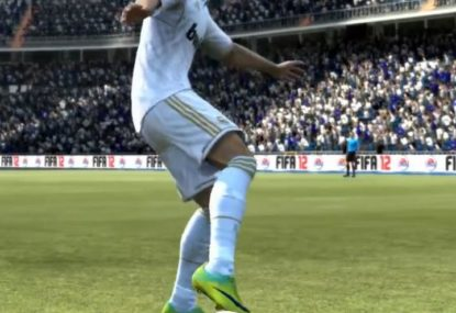 FIFA wizard casts a spell on defence with back heel goal