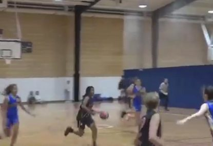 Teenage basketball virtuoso is setting the court alight