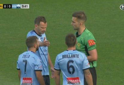 Sydney FC on the receiving end of two VAR controversies in Wellington
