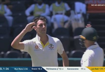 HIGHLIGHTS: Australia's bowlers dominate on the opening day against Sri Lanka