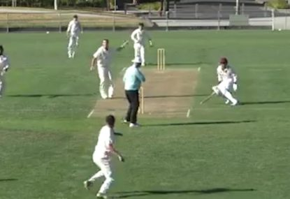 An absolute SITTER somehow turns into epic RUNOUT!