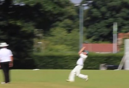 Bowling fail sees sharp catch go to waste