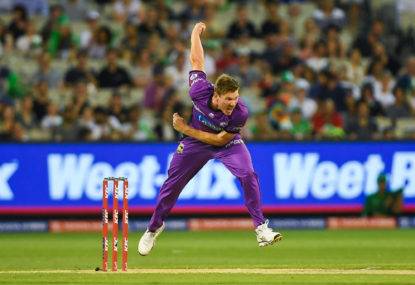 A clear favourite has emerged in the BBL, and we're close to knowing the challengers too
