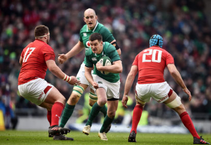 Ireland get better of Wales in bonus-point Six Nations win
