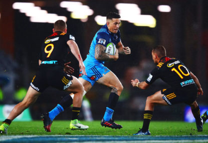 sonny bill williams auckland blues