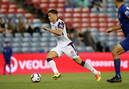 Why the Glory need to sell Chris Ikonomidis
