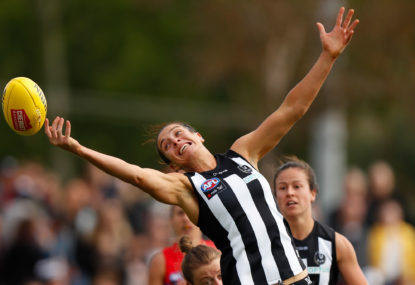 AFLW Finals Round 1 at a glance