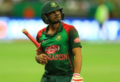 My Cricket World Cup squad: Bangladesh