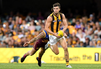 Hawthorn Hawks vs GWS Giants: AFL live scores, blog
