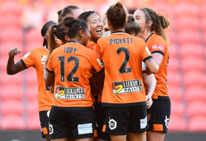 Brisbane Roar vs Sydney FC: W-League semi-final live scores, blog