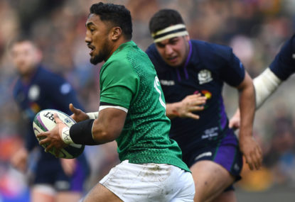 Ireland strike back in Six Nations with 22-13 win over Scotland