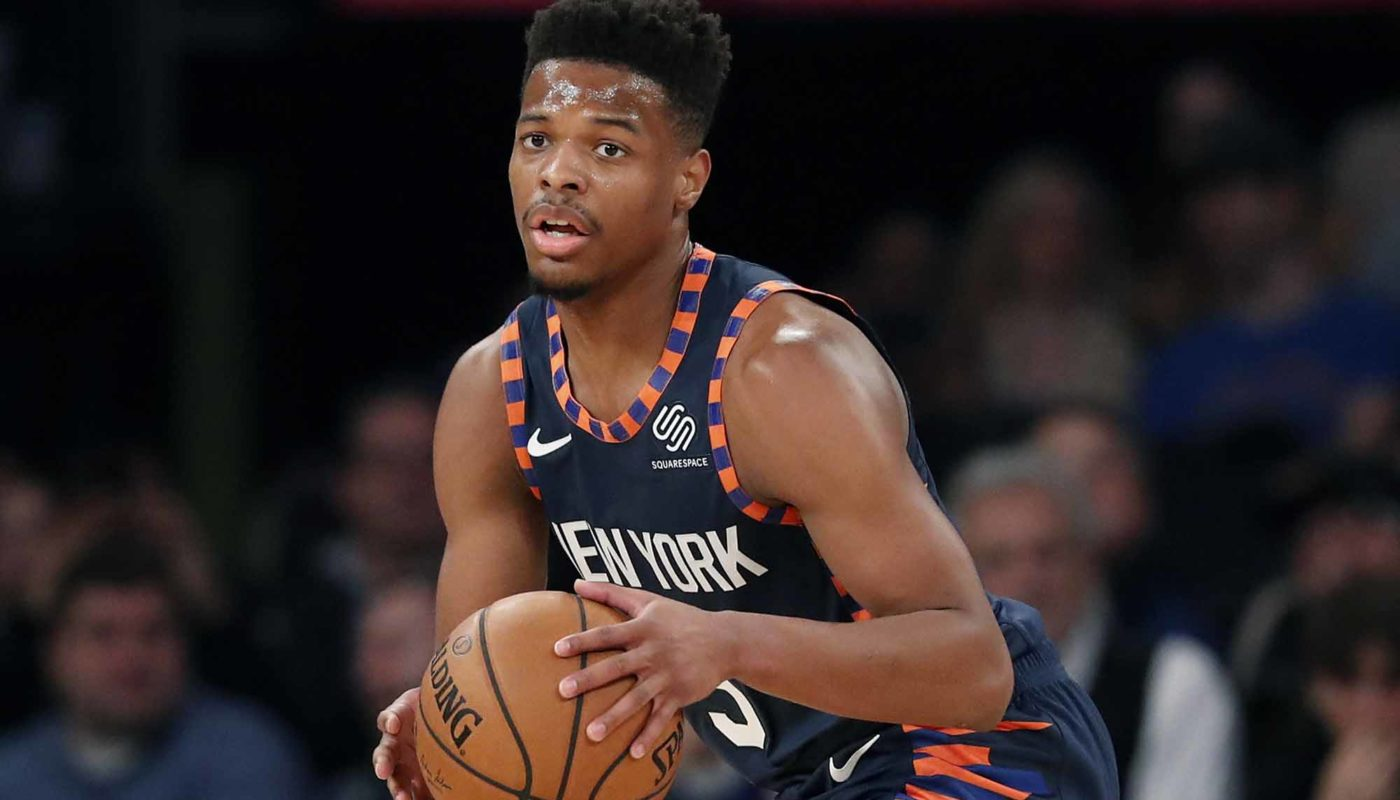 Is tanking the right path for the Knicks  7a3448d82