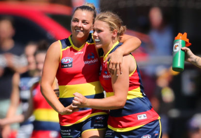 Adelaide Crows vs GWS Giants: Crows keep AFLW top spot