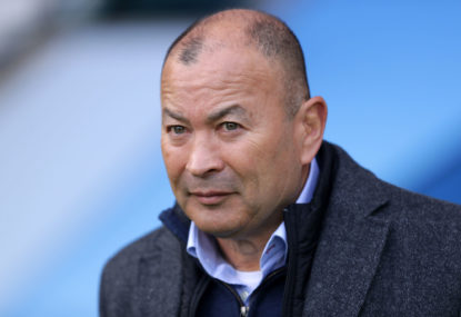 Eddie Jones apologises for racism joke