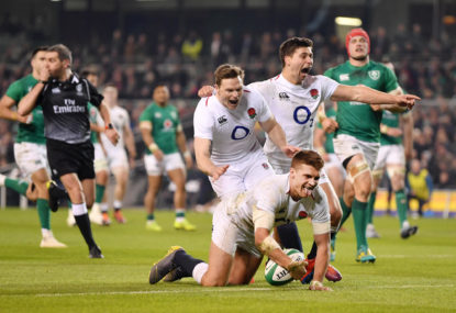 Seven talking points from Round 1 of the Six Nations