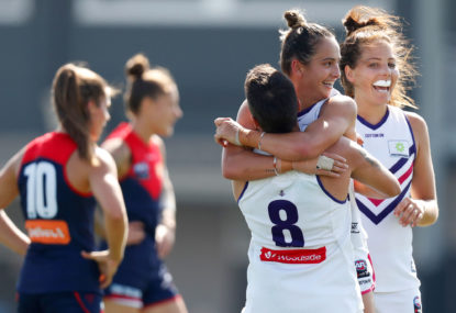 2019 AFL Women's season: Round 2 preview
