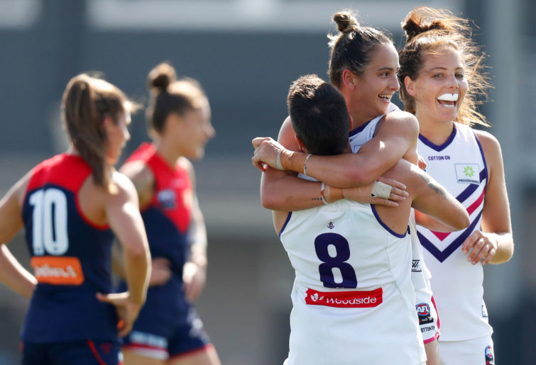 Fremantle Dockers AFLW