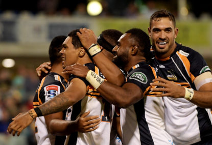 The Brumbies: The best Australian team is the one we'd all forgotten about
