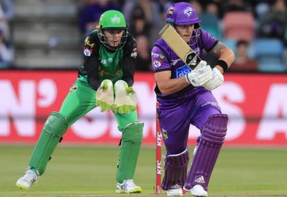 The Hurricanes: What was in store for BBL08