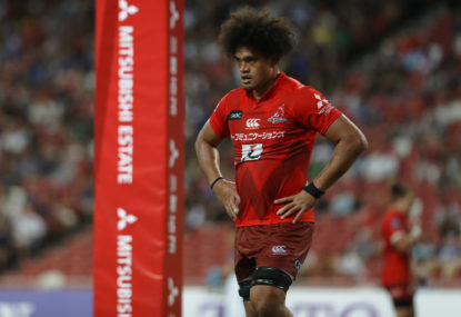 Sunwolves saga is SANZAAR's failings laid bare
