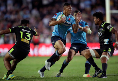 Sunwolves vs Waratahs: Tahs escape with 1-point win