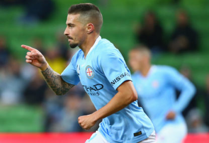 Newcastle Jets vs Melbourne City: A-League live scores