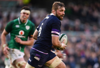 Scotland vs Ireland: Six Nations live scores, blog