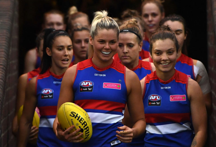No loyalty in AFLW? What sport are you watching?