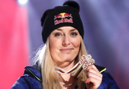More than just Tiger's girl: Vonn ends skiing career as a sporting icon