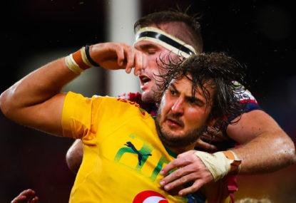 Bulls vs Reds: Super Rugby live scores, blog