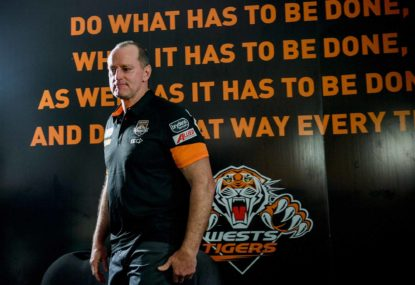 NRL to halve Tigers' salary cap fine, CEO allowed to return