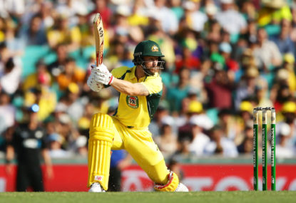 Why Matthew Wade is better off not playing for Australia