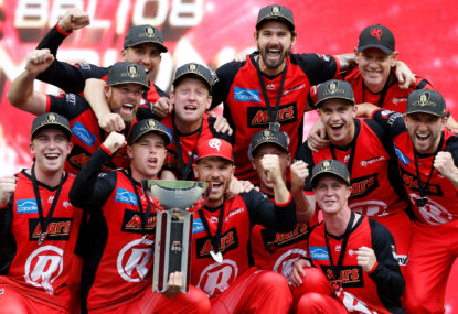 Renegades snatch BBL title after Stars' epic collapse
