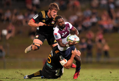Highlanders vs Reds: Super Rugby live scores, blog