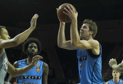 Four teams left to battle for NBL finals spot as competition heats up