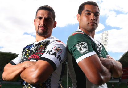 Indigenous All Stars vs New Zealand Maori: NRL All Stars 2019 live scores, blog