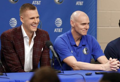 Unpacking the Kristaps Porzingis trade