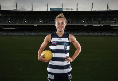 Geelong Cats vs Collingwood Mapgies: AFLW live scores, blog