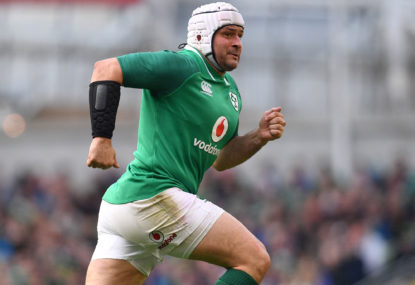 Predictable Ireland bore themselves into a shock defeat by England