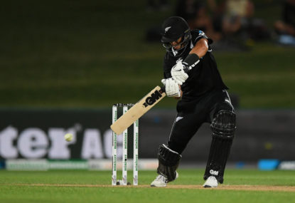 Ross Taylor is Australia's biggest threat