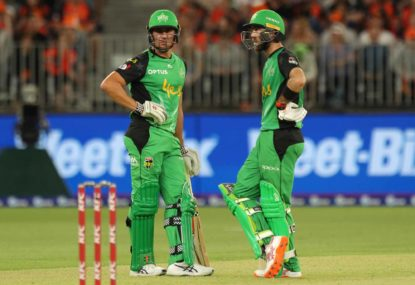 Could midseason trades be the way of the Big Bash future?