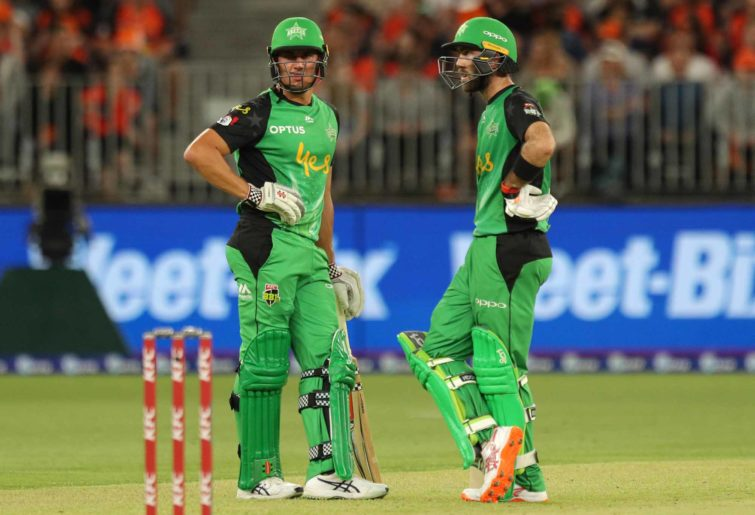 Funny game cricket, but Glenn Maxwell ain't laughin'
