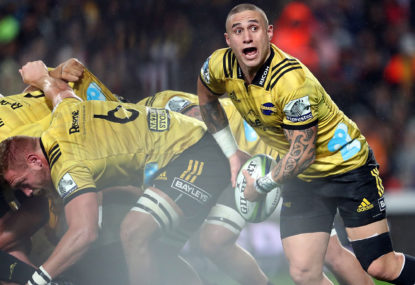 Hurricanes blow past Blues in Super Rugby