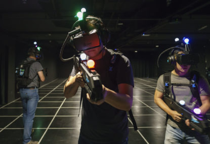 Are VR arenas the future of sports and esports?